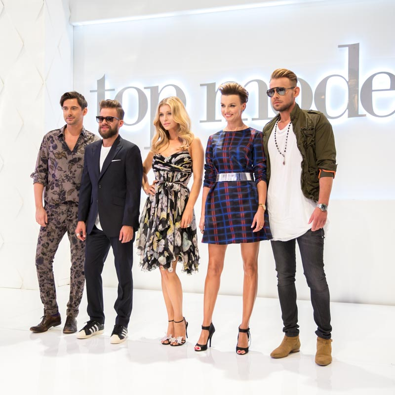 Press Junket – Top Model 2014
